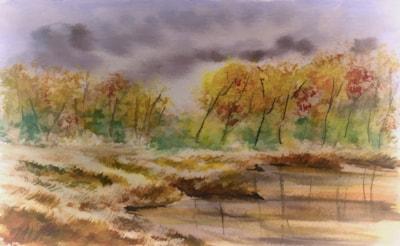 autumn lake dm 72dpi