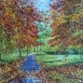 Autumn Buille Hill park