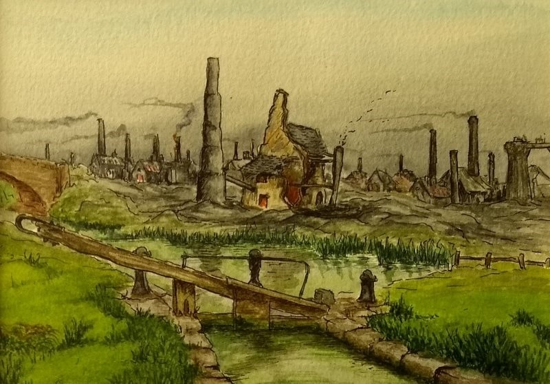 The old Black Country