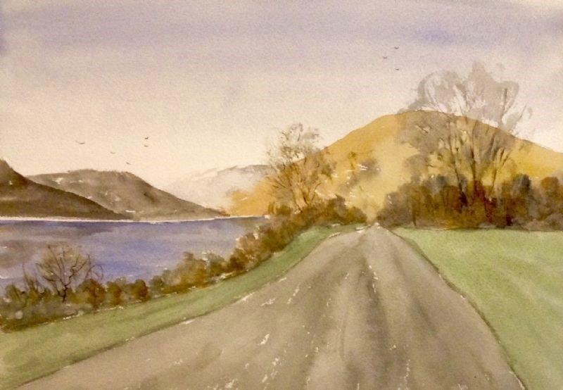 A Scottish Loch 2