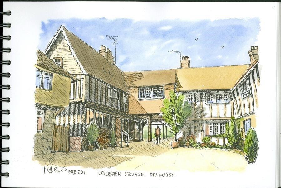 Leicester Square, Penhurst