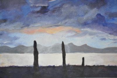 Standing Stones, Ballochroy