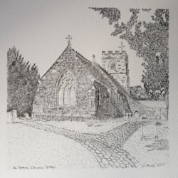 St. Peters Church, Ipsley, Redditch.