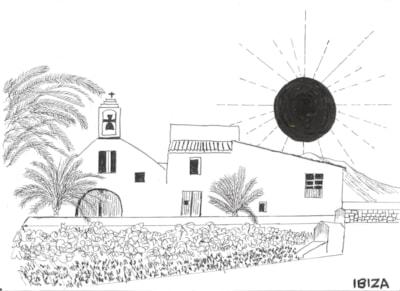 Sant Francisco de Pauli - Ibiza Churches (3)