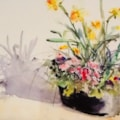 Alert daffodil