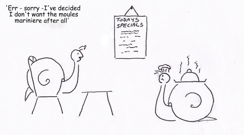 Snail Cartoons - Today's Offering