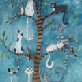 Cat family tree