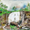 Monsoon delight #waterfall