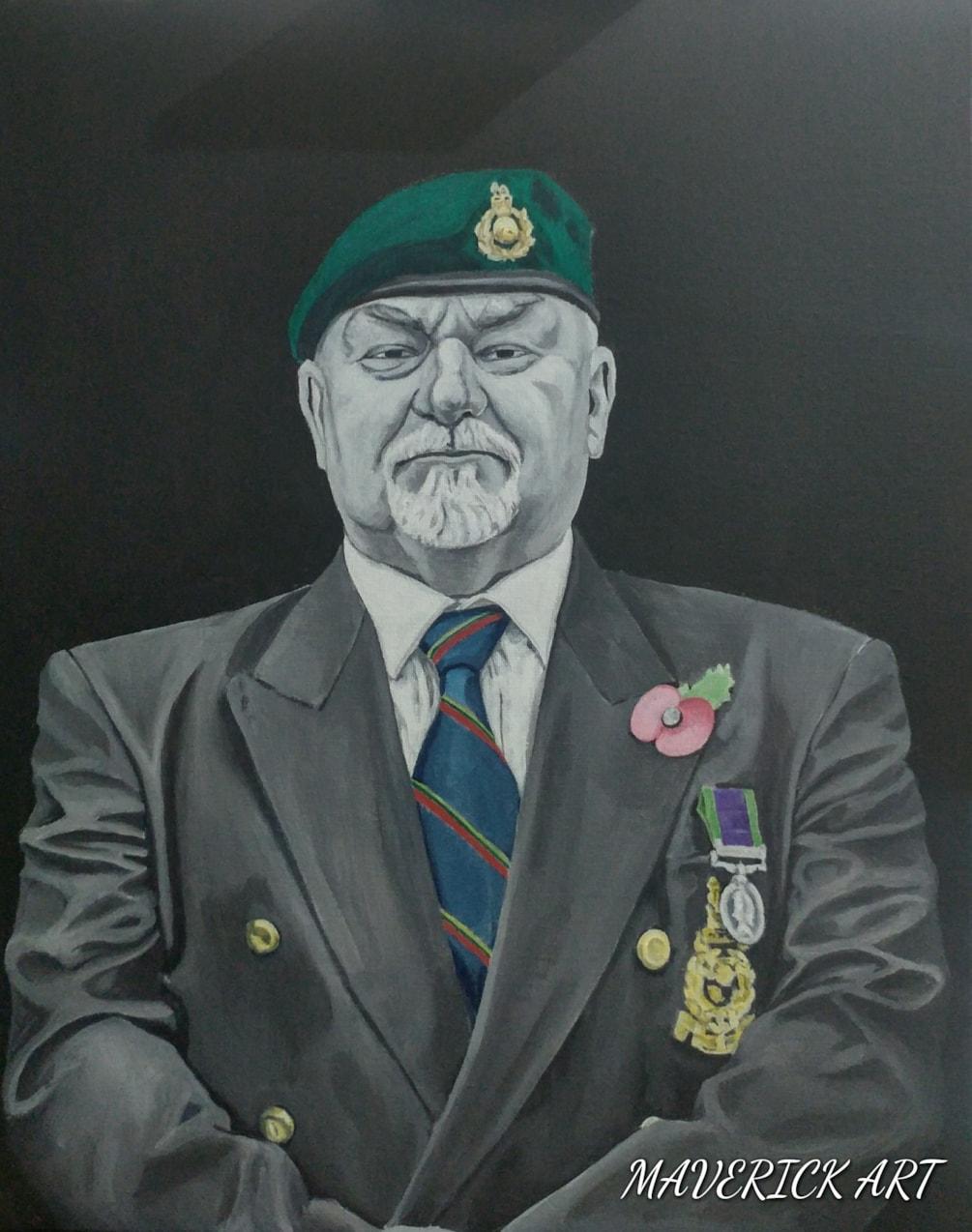 Bootneck Veteran