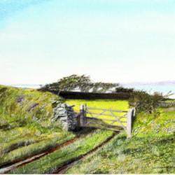 Gateway towards Wales