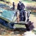 Old Barge man