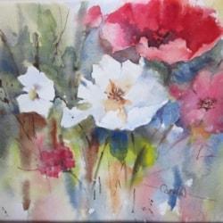 Summer Flower Spary