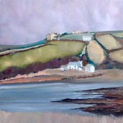 Welsh coast.
