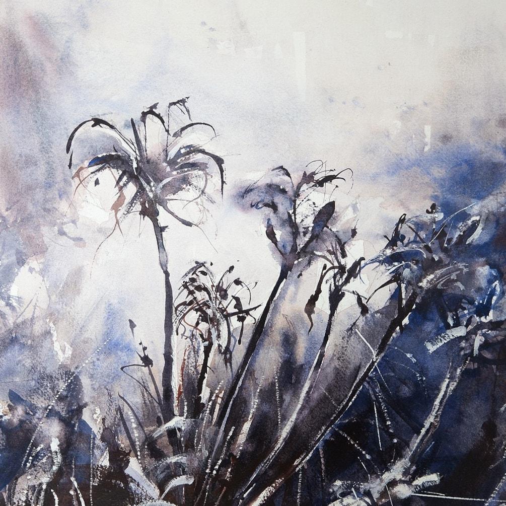 Haw Frost Watercolour