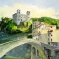 Afternoon in Dolceacqua