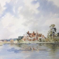 House on the Thames