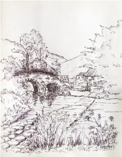 Quick sketch (2)