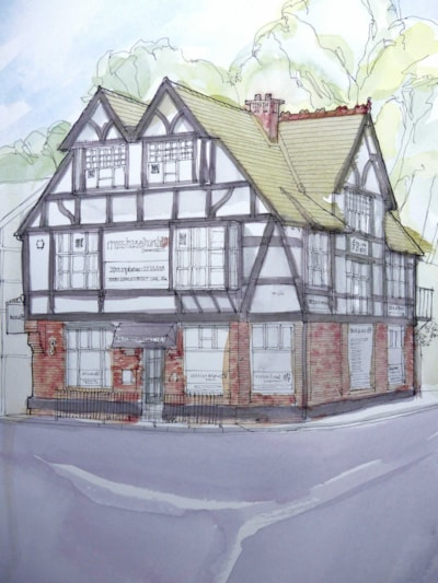 Moss Haselhurst building