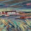 Isle of Whithorn (sketch)