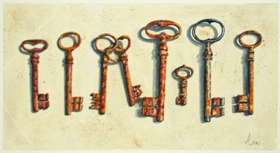 Keys to the past.