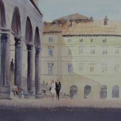 Perugia old centre