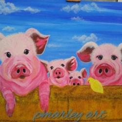 piggy mayhem