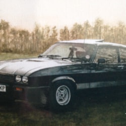 Classic Ford Capri