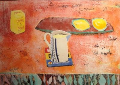 Mustard, Custard & Lemons