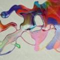 Acrylic and medium 2
