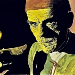 "Boris Karloff ""The Mummy 1932"""