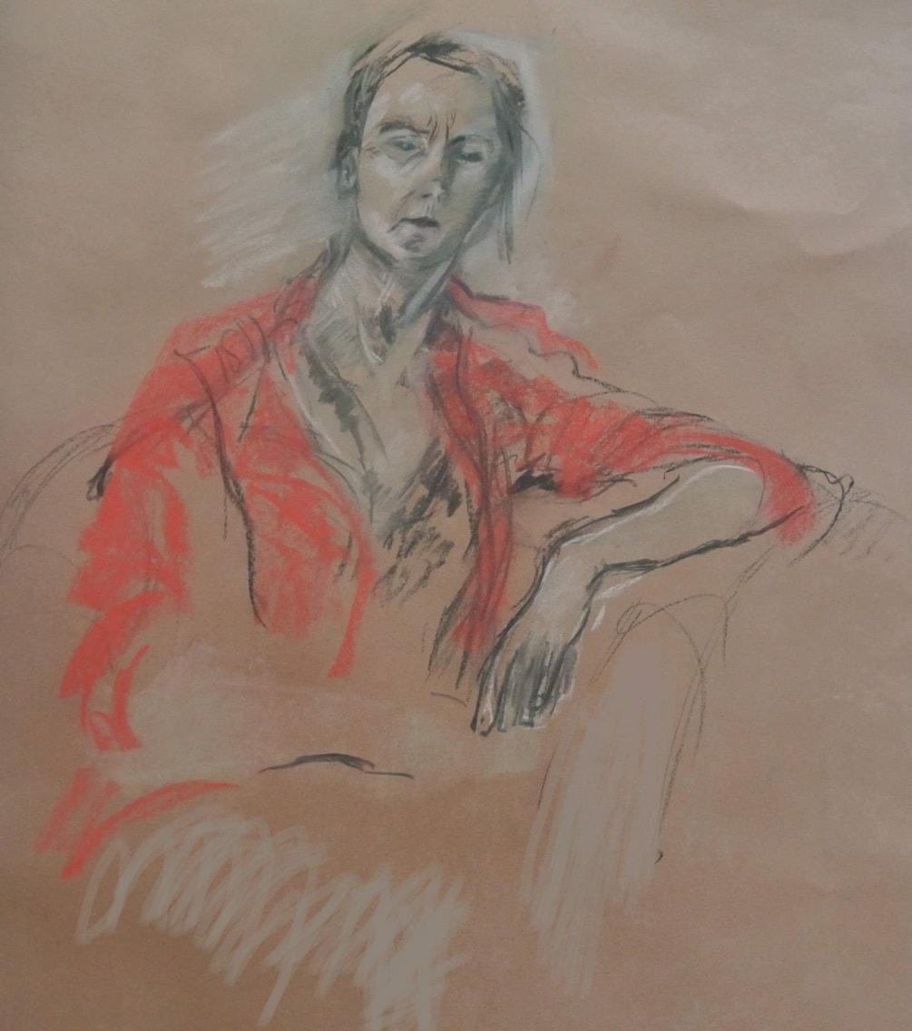 at art class