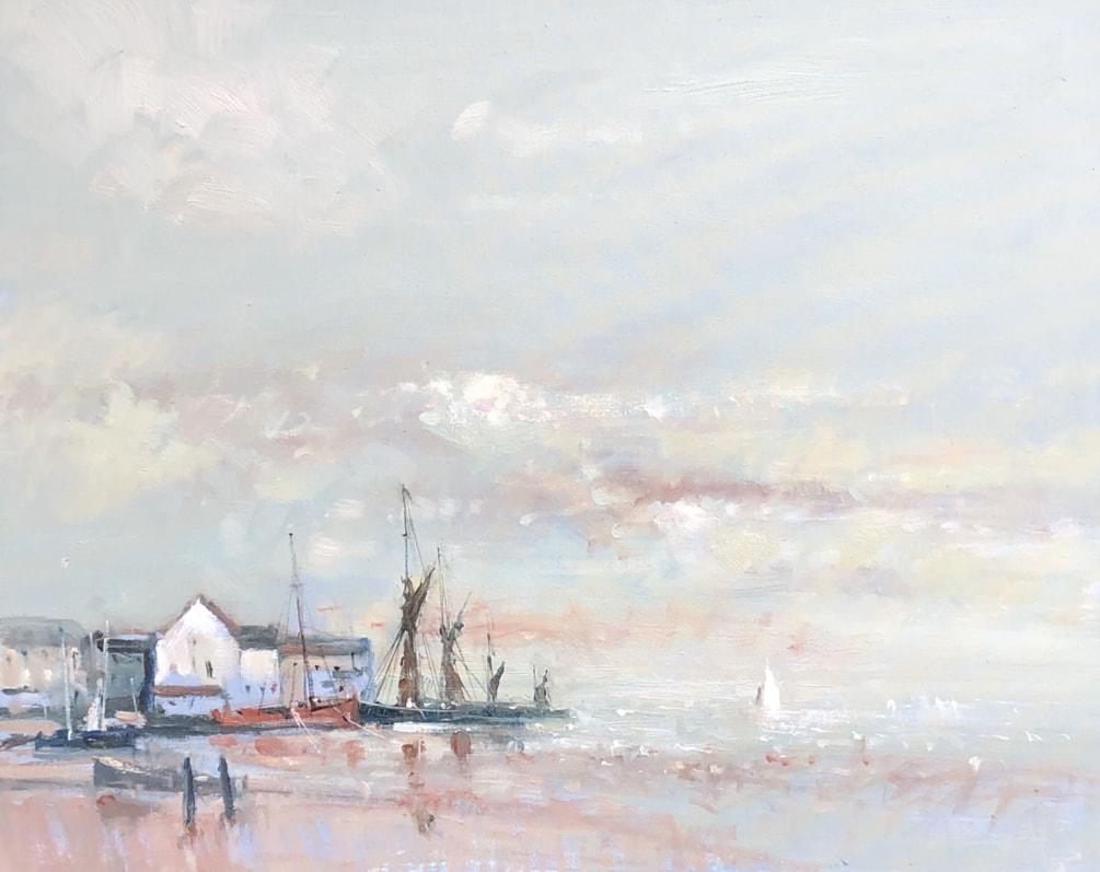 barges misty