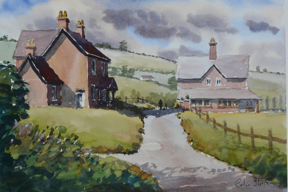 Farm Cottages, Woolstone