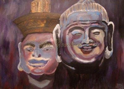 Heads of Enlightenment