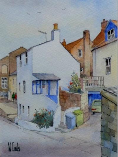 Corner Cottage Beckside Staithes