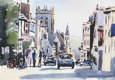 Dorchester High Street