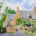 Langstone Court Llangarron Herefordshire