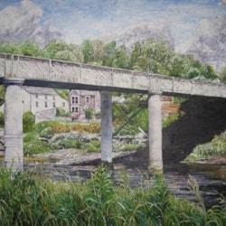 The Bridge at Brockweir