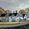 The Dog & Doublet Inn, Sandon