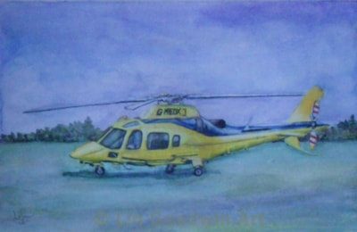 WNAA Helicopter