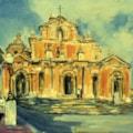 Entrance Siggiewi Church