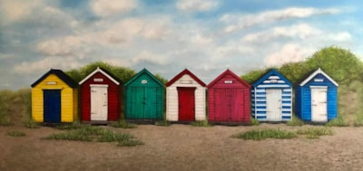 beach huts 2-iphone