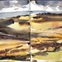 Glaisdale Moor Sketch