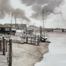 Wivenhoe front