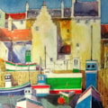 summer boats crail