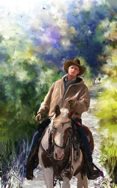 Bridle Path Rider