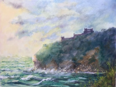 Weather clearing - Durlston Head