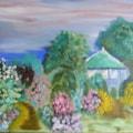 Studio Rhodies. Oil
