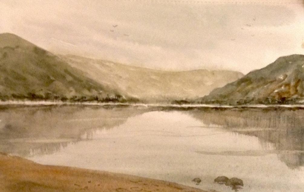 Tranquil Loch