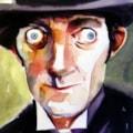 'Self Portrait (Only joking) - Marty Feldman